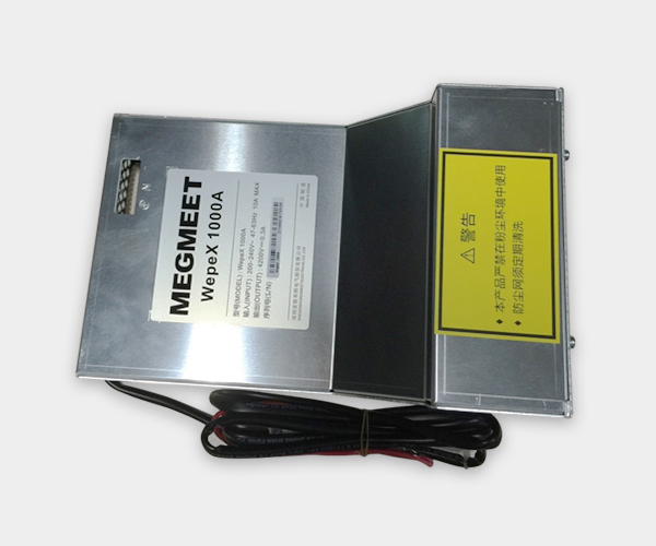 Digital inverter for industrial microwave power supply Wepex 1000A