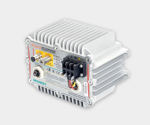 Digital inverter for industrial microwave power supply Wepex 1600A