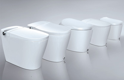 Independent Hydraulic Series Intelligent Toilet