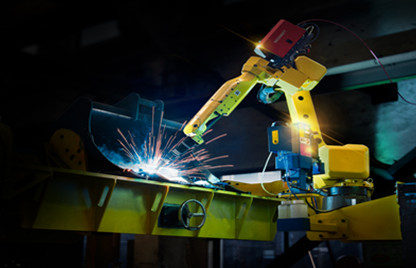 Application of Intelligent Welder in Construction Machinery Industry