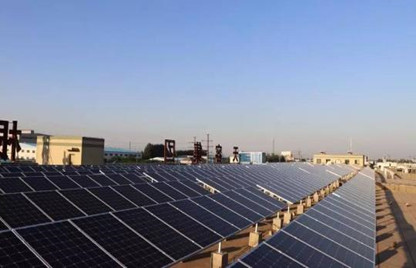 Application of Photovoltaic Inverter in Village Power Station/Small and Medium-sized Industrial and