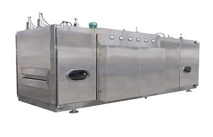 Application of MC200 Series PLC in Sterilizing Dryer