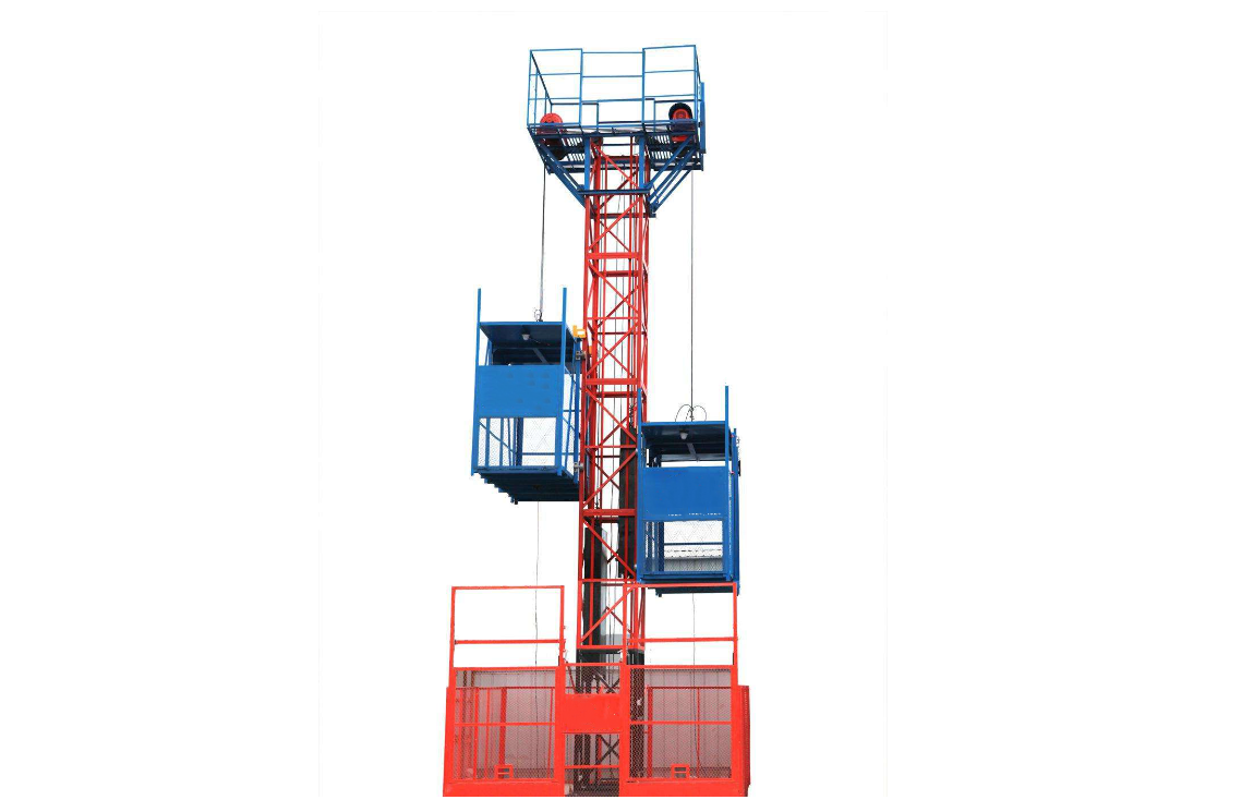 Application of MV600L frequency converter in tower crane and elevator